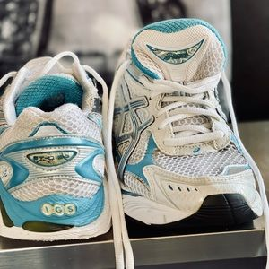 Asics Women's Gel GT 2150 Blue T054N Size 7 (38)